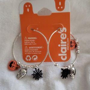 NEW!! Halloween Hoop Earrings